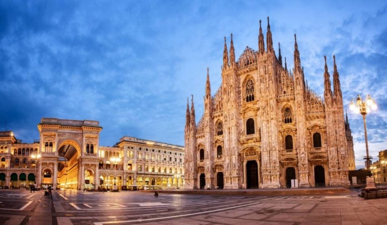 Autonoleggio con Coducente Milano
