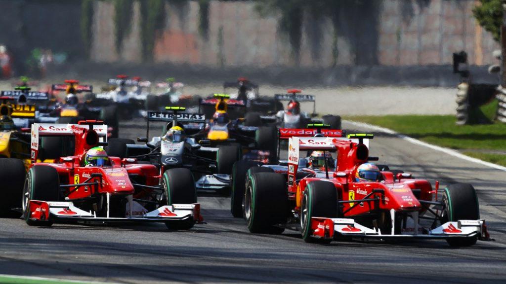Limousine Service Monza Grand Prix 2019