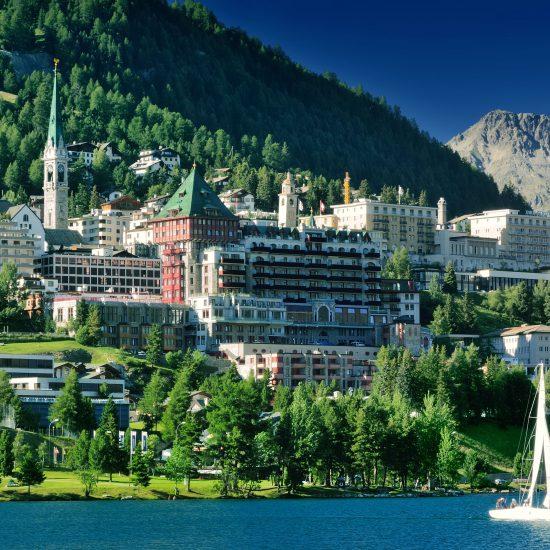 Limousine & Chauffeur Sankt Moritz