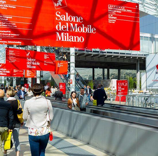 Milan Limousine Service - Salone del Mobile