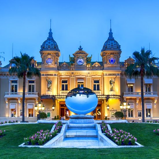 Chauffeur & Limousine Service Monaco