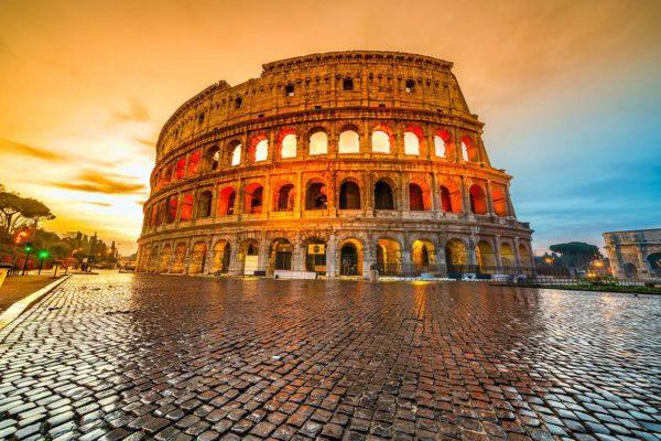 Limousine & Chauffeur Service Rome