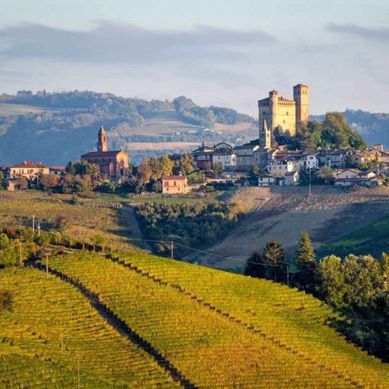 Limousine & Chauffeur Service Alba - Langhe Wine Region